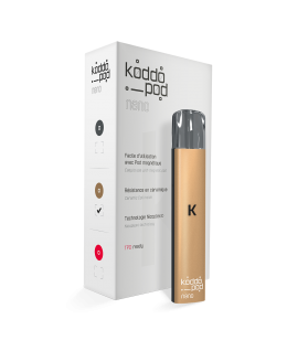 Cigarette électronique KoddoPod Nano gold